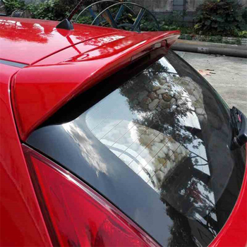 Per Hyundai I30 2009-2014 Posteriore Ala Spoiler, Tronco Boot Ali Spoiler Vernice ABS 3 M Pasta