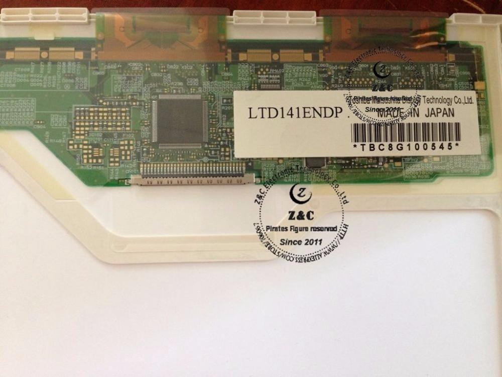"Image 2 - LTD141EN3P LTD141EM3M LTD141ENFP LTD141ENMP LTD141ENAP LTD141ENDP New original 14.1"" inch A+ LCD display screen 1400*1050-in LCD Modules from Electronic Components & Supplies"