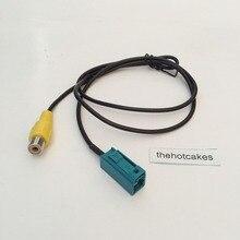 Соединительный кабель для Mercedes Benz R класса W251 ML класса W164 Реверсивный Камера к монитор oem-изготовителя/ экран Transit Line