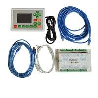 Ruida RDC6442S Лазерная контроллера карты для лазерной гравировки Co2 лазерной
