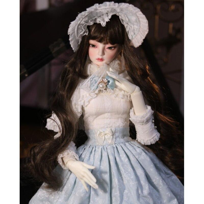 New Arrival Dollmore 1 4 BJD Resin Figures Body Model Toys High Quality For Girls Birthday