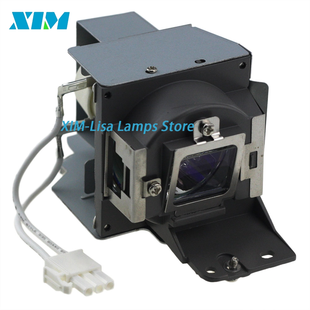Brand New Projector lamp bulb With housing 5J.J6H05.001 for BENQ MS513P+ MX303D MX514P TS513P W700 MX660 MS500h MS513P