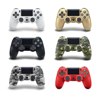 New Bluetooth 4.0 Controller For SONY PS4/PS4 Pro Slim Gamepad For PlayStation 4 Joystick Wireless Console For PS3 For Dualshock