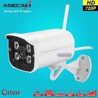 Wireless HD 720P 960P P2P Metal Waterproof Wifi ONVIF Camera Array IR Outdoor CCTV Security IP