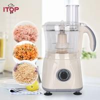 Itop mezcladora de comida profesional Blender 3 velocidades de alta calidad licuadora los procesadores de alimentos Mezcladoras de alimentos     -