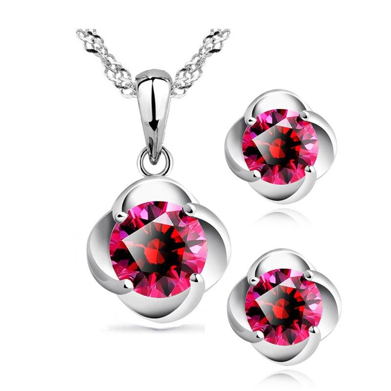 Buy fine new 2016 romantic woman crystal for Swarovski jewelry online store