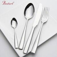 18 0 Stainless Steel Cutlery Set 24pc Dinnerware Set