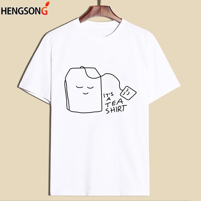Couple Tops Women Cute T-Shirt Graphic Tees Women Clothing Summer Funny T Shirt Harajuku Tumblr Hipster Girls Female White Shirt