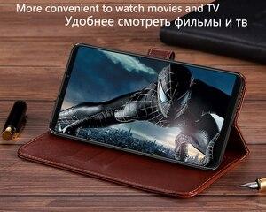 Для TCL A1X PLEX флип-чехол Tecno Camon 12 Air из искусственной кожи чехол-кошелек для телефона BQ 5731L Magic S Vivo Y11 бизнес-Чехол