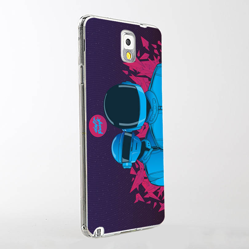 MaiYaCa Daft Punk New Personalized print Phone Accessories Case for Samsung Galaxy S3 S4 S5 S6 S7 S8 S8 PLUS Mobile Pouch