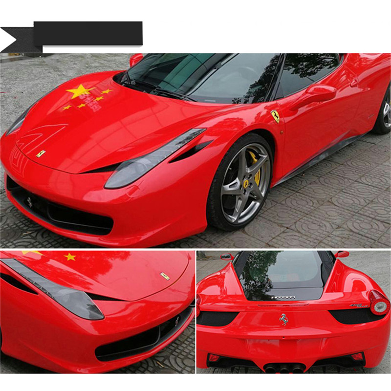 Image 3 - 30*152cm Premium Car Body Sticker Decal Self Matte body sticker with Matt protective film for automobile body-in Car Stickers from Automobiles & Motorcycles