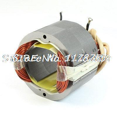 AC 220V Electric Drill Replacement 4-Cable Motor Stator DCA Z1Z FF-200 novline autofamily nissan teana 03 2014 седан