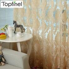 Cortinas de tul pura de alta calidad para sala de estar, ventanas de habitación, cortina china en existencia.
