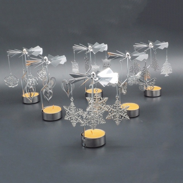 Carousel Candle Holder 1