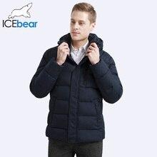 ICEbear 2017 New Arrival Winter Jacket Men Think Warm Windbreaker Soft Coat Winter Coat Men Casual Jacket 17MD902