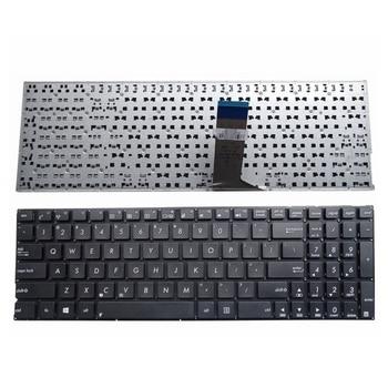 Teclado portátil YALUZU US para ASUS K555 K555Y K555YI K555Z K555ZA K555ZE teclado negro