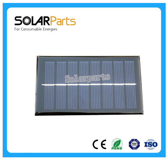 Solarparts 5x0 8W 4V polycrystalline Waterproof Charger DIY Solar panel power for light led font b