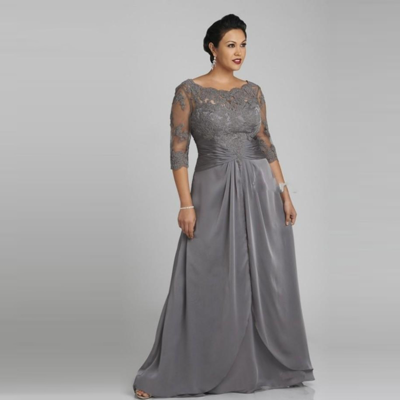 Popular Mother of The Bride Lace Dresses-Buy Cheap Mother of The ...