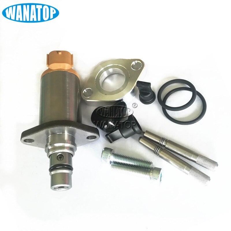 Válvula de control de succión diésel 8-98043687-0 SCV 294200-0650 para Mazda
