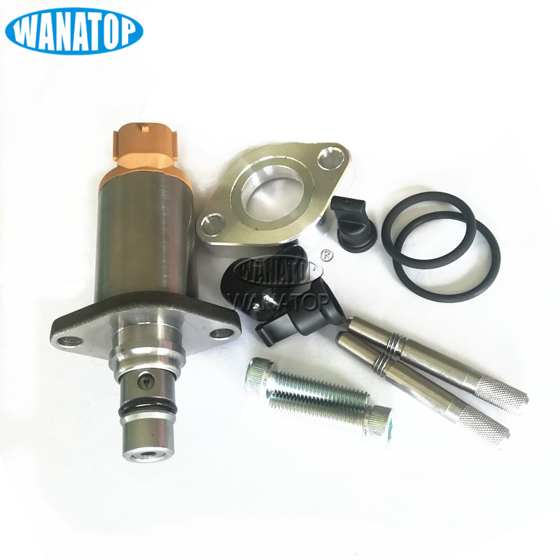 Diesel suction control valve 8-98043687-0 SCV 294200-0650 for Mazda new scv 096710 0130 096710 0062 fuel suction control valve for toyota
