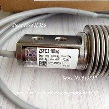 HBM Z6FC3/100 KG Cella di Carico di pesatura Sensori di Nuovo e Originale