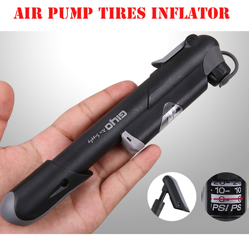 Mini Portable Cycling Air Pump Tires Inflator for Xiaomi Mijia M356 Electric Scooter Skateboard Ninebot Mini Pro Tyres Air Pump цена