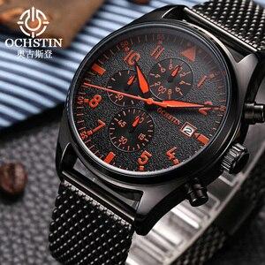 Sport garnitur zegarki mężczyźni wodoodporna pasek stalowy zegarek kwarcowy na rękę zegarek wojskowy mężczyzna Relogio Masculino Ceasuri Hodinky
