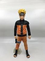 Naruto Shippuden Naruto Uzumaki Action Figure Toys Anime Naruto Vinyl Figuras Dolls Brinquedos Cosplay Gift 29cm