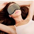 Travel Rest EyeShade Sleeping Eye Mask Eye Care High Quality Eye Care Tourmaline magnetic therapy Anti-Fatigue