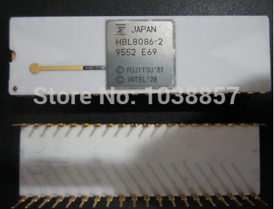 5PCS/LOT MBL8086-2 MBL8086 8086 CDIP40 curren 8086