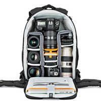 Al por mayor Gopro Lowepro Flipside 400 AW II cámara Digital SLR bolsa de fotos mochilas + todas las cubiertas del tiempo envío gratis
