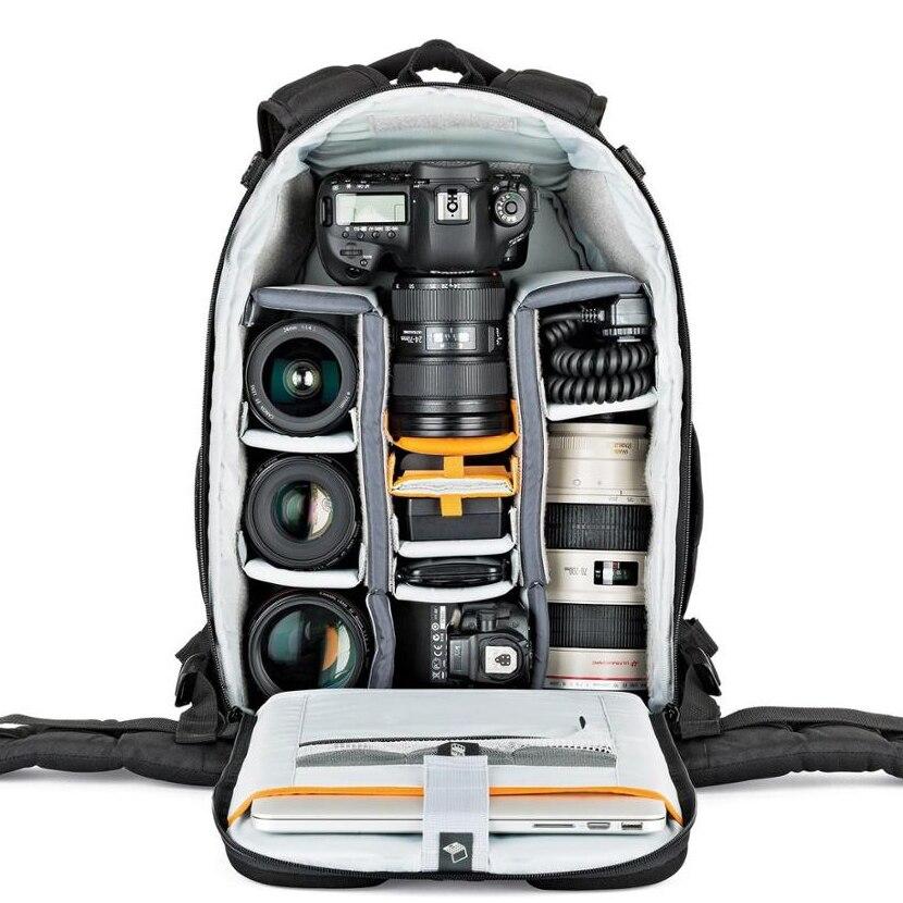 Vente en gros Gopro Lowepro Flipside 400 AW II appareil Photo reflex numérique sac à dos + couverture tous temps livraison gratuite