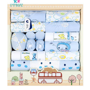 Articles Newborn-Baby Spring Baby-Product Infant Summer Maternal And Cotton for Gift-Box