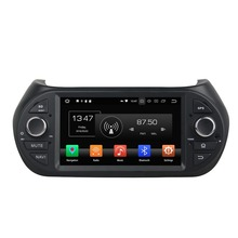 OTOJETA Android 8 0 car DVD octa Core 4GB RAM 32GB rom multimedia player for Fiat