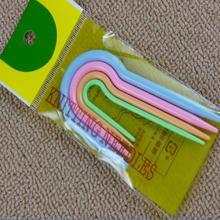 4 шт./компл. 15 компл./лот Вязание кабель Наборы для рукоделия из АБС-пластика Пластик кольцевая спица инструмент для вязания DIY спицы для вязания-74212