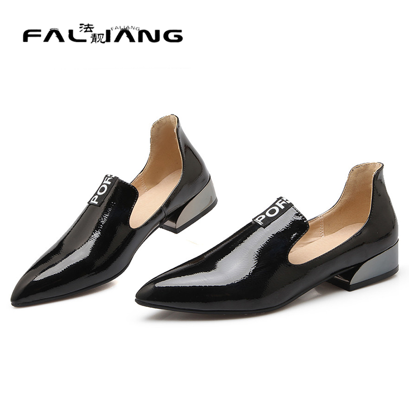 ФОТО Big Size 34-43 Summer Flats For Women Spring Summer Dress Elegant Sexy Pointed Toe British Women Summer Casual Shoes woman