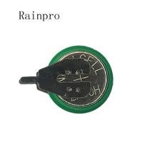 Rainpro 2 teile/los 1,2 V 40mAh Ni Mh Ni MH Batterien Mit Pins Wiederaufladbare Knopf Zelle Batterie