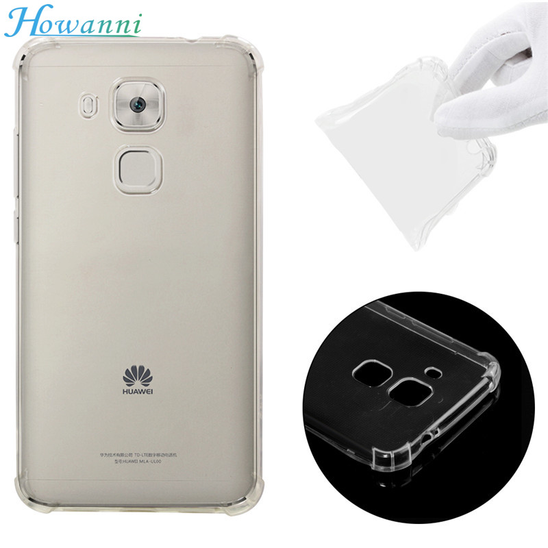 Soft Protector Case For Huawei Maimang 5 Case Silicone 5.5