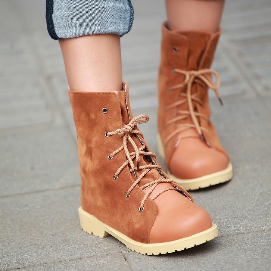 Online Get Cheap Pink Combat Boots Women -Aliexpress.com   Alibaba ...