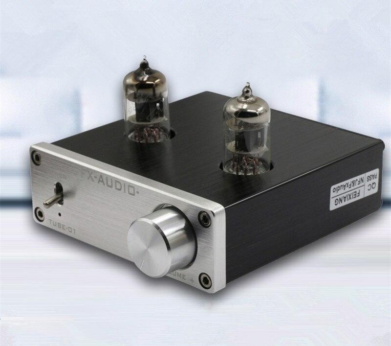 6J1 préampli à lampes tube machine avant HIFI amplificateur préampli