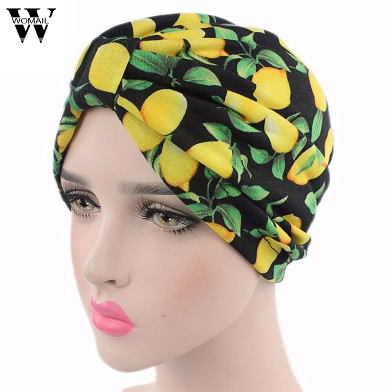 WOMAIL Good Deal Women Hat Cap Printing Cancer Chemo Hat Beanie Scarf Turban Head Wrap Caps Drop Shipping canvas shoulder waterproof camera bag triangle backpack case for canon nikon sony pentax dslr