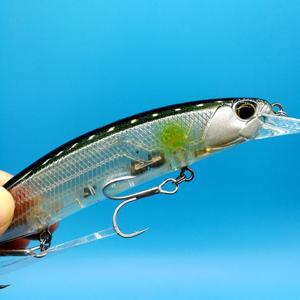 Image 5 - TSURINOYA 3PCS/LOT Suspend Minnow Hard Fishing Lure 19.5g/120mm Long Casting Artificial Baits Wobblers Bass Fishing Tackle