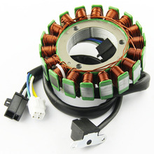 Motorcycle Ignition Magneto Stator Coil for SUZUKI LTA500 Vinson 4WD 32101-09F30 32101-09F4 Engine Generator