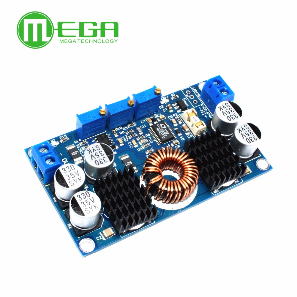 LTC3780 DC-DC 5-32V to 1V-30V 10A Automatic Step Up Down Regulator Charging Module Power supply module