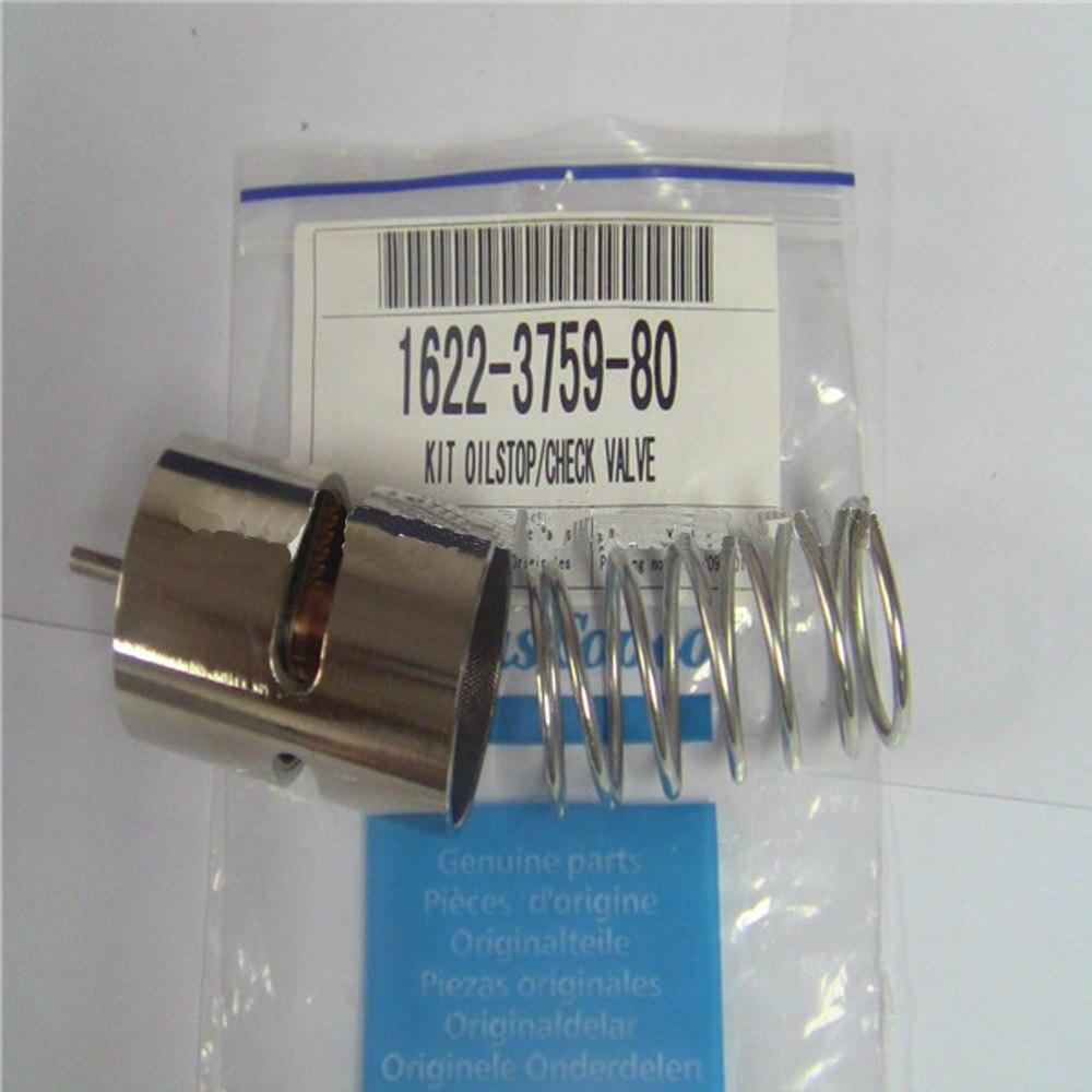 1622375980 Thermostat Valve Kit Core OEM Repair Part for Atlas Copco Screw Air Compressors GA751622375980 Thermostat Valve Kit Core OEM Repair Part for Atlas Copco Screw Air Compressors GA75