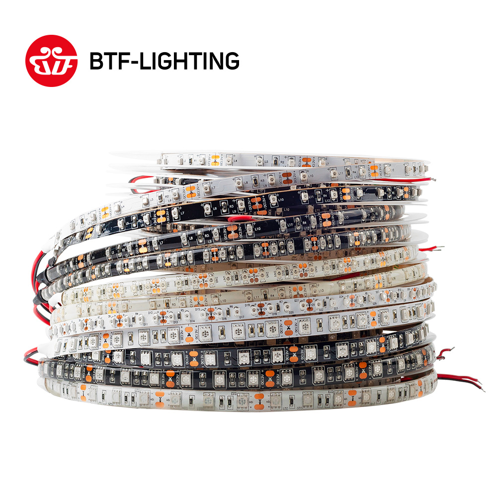<font><b>12V</b></font> 3528/5050 SMD 60led/m 120led/m <font><b>UV</b></font> 395-405nm Ultraviolet waterproof Purple <font><b>Led</b></font> Flexible Strip Light Tape Black lamp lighting image