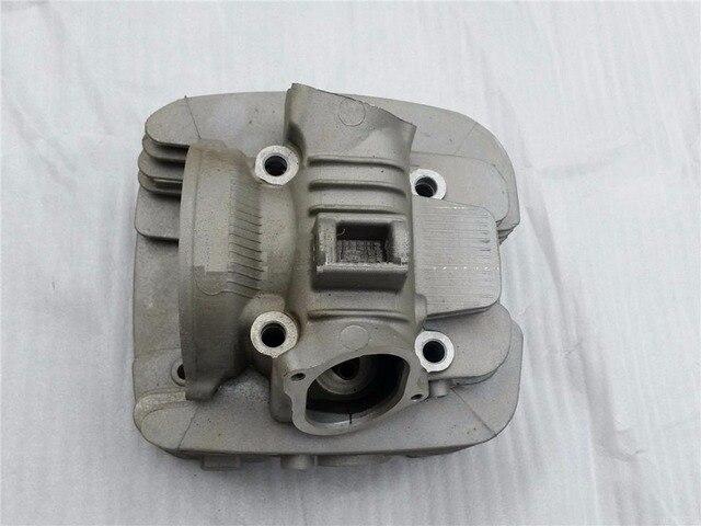 Головка блока цилиндров в сборе из JIANSHE 400 ATV/JS400 ATV детали двигателя