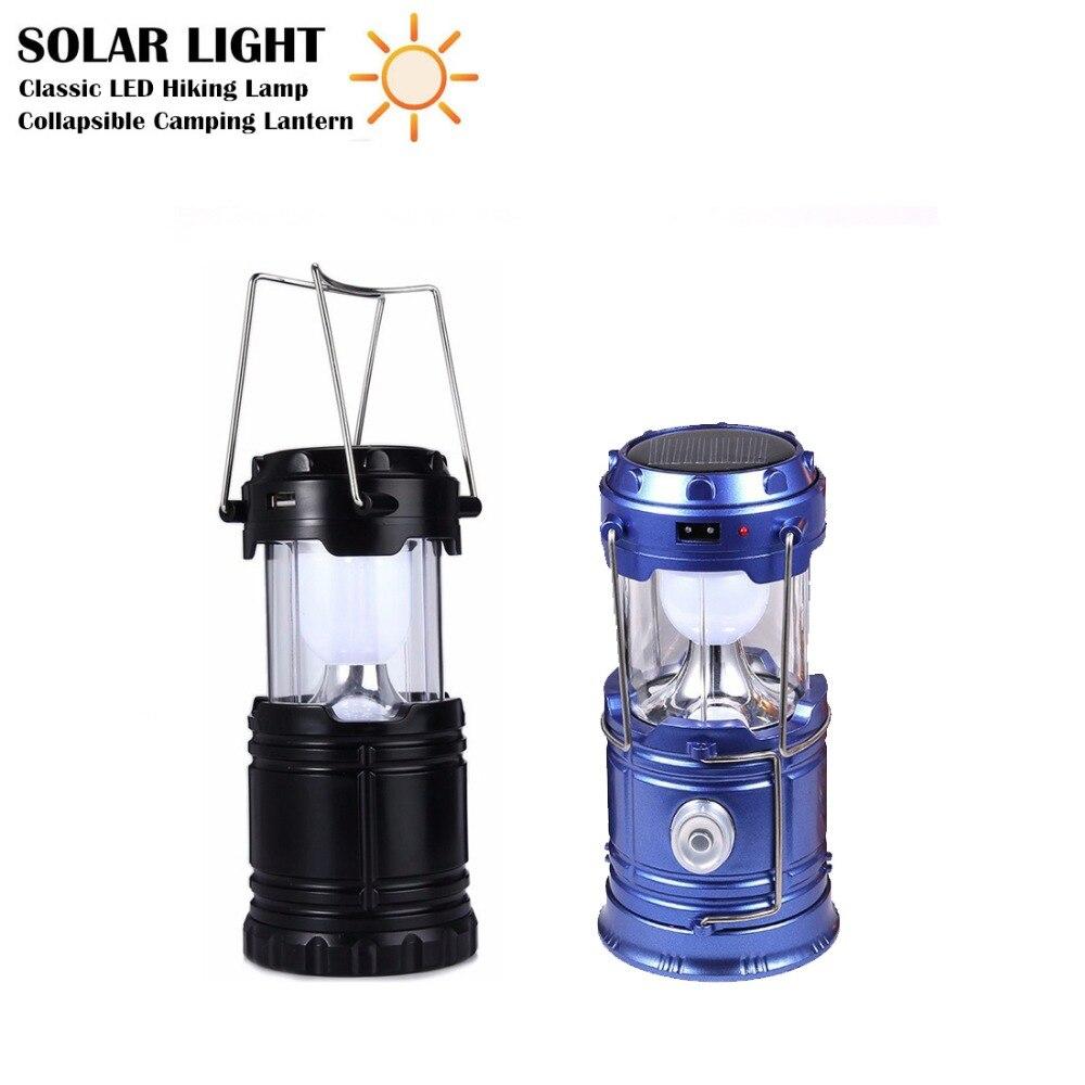 SOLAR EMERGENCY LIGHT AND LANTERN