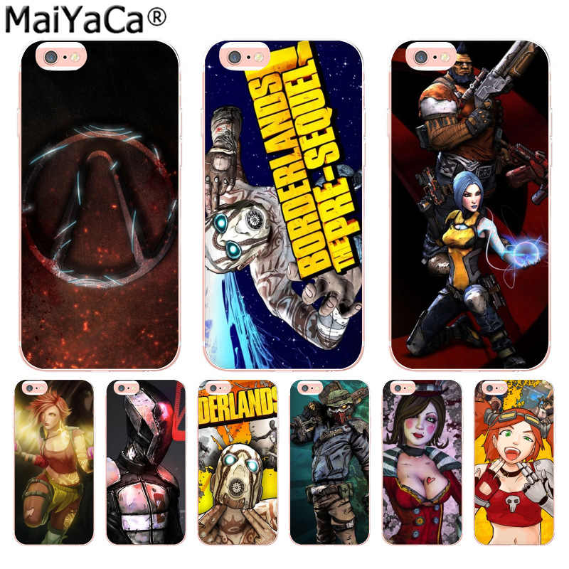Borderlands 2 Characters 2 iphone case