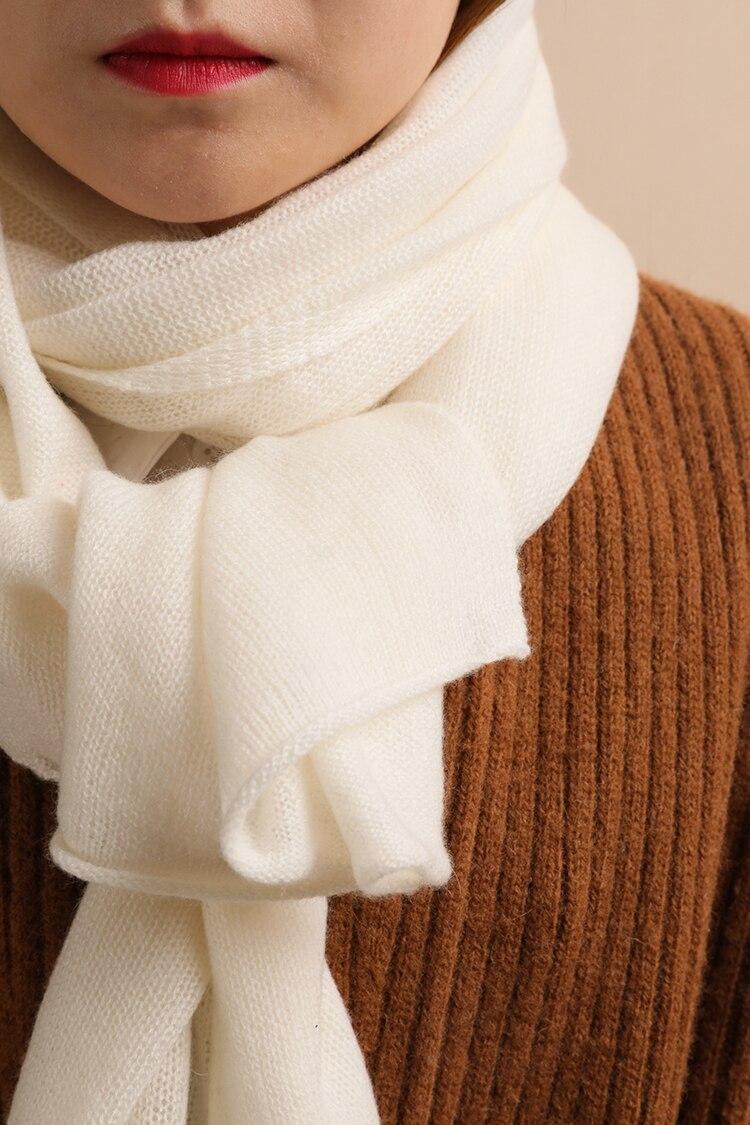 Женский шарф с капюшоном зимний шерстяной вязаный шапки снуд обертывания вязаный крючком шарфы женщин и шапка девочек